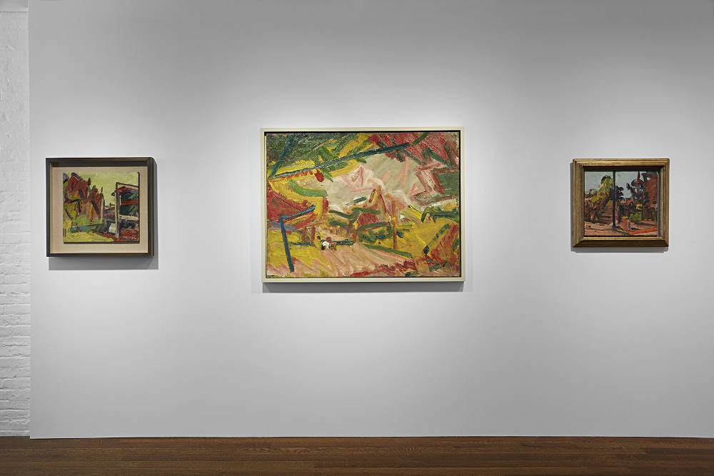 Timothy Taylor New York Frank Auerbach 3