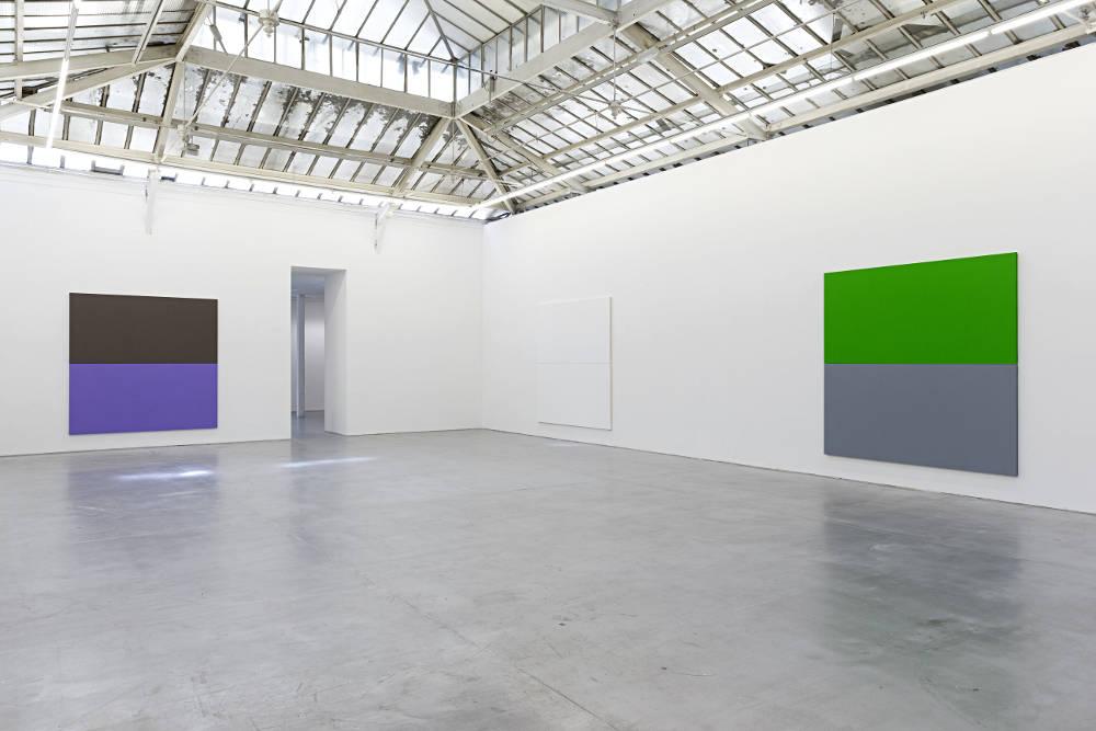 VNH Gallery Olivier Mosset 1