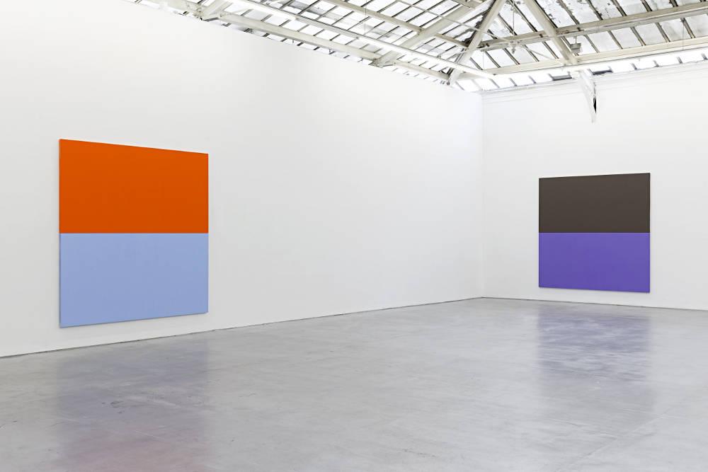 VNH Gallery Olivier Mosset 2