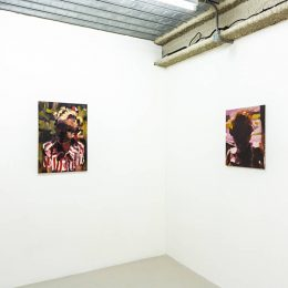 Laura Lancaster: Shadows and Mirrors @Workplace London, London  - GalleriesNow.net