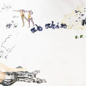 A Slice through the World: Contemporary Artists' Drawings @Modern Art Oxford, Oxford  - GalleriesNow.net
