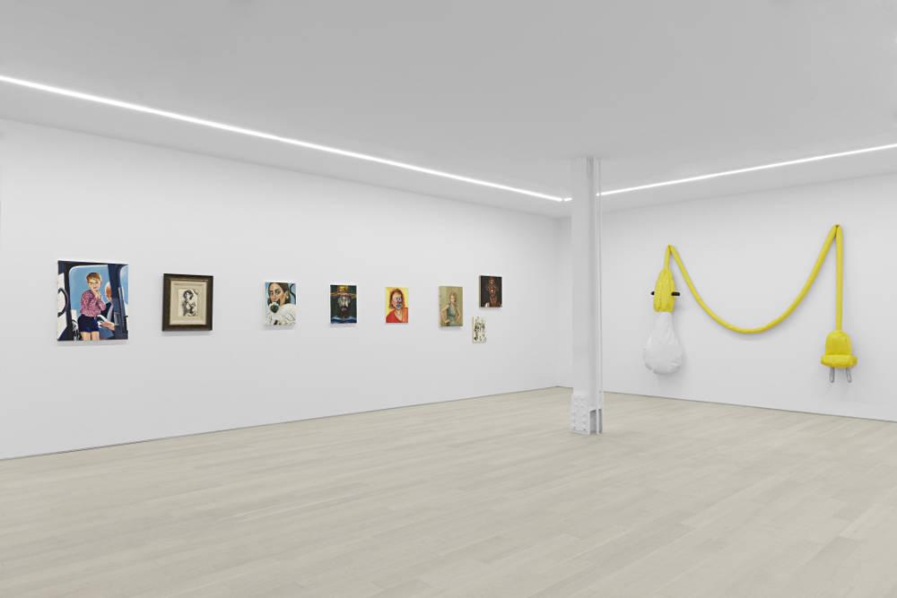 Almine Rech Gallery New York Cliche 1