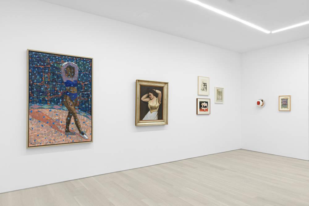Almine Rech Gallery New York Cliche 2