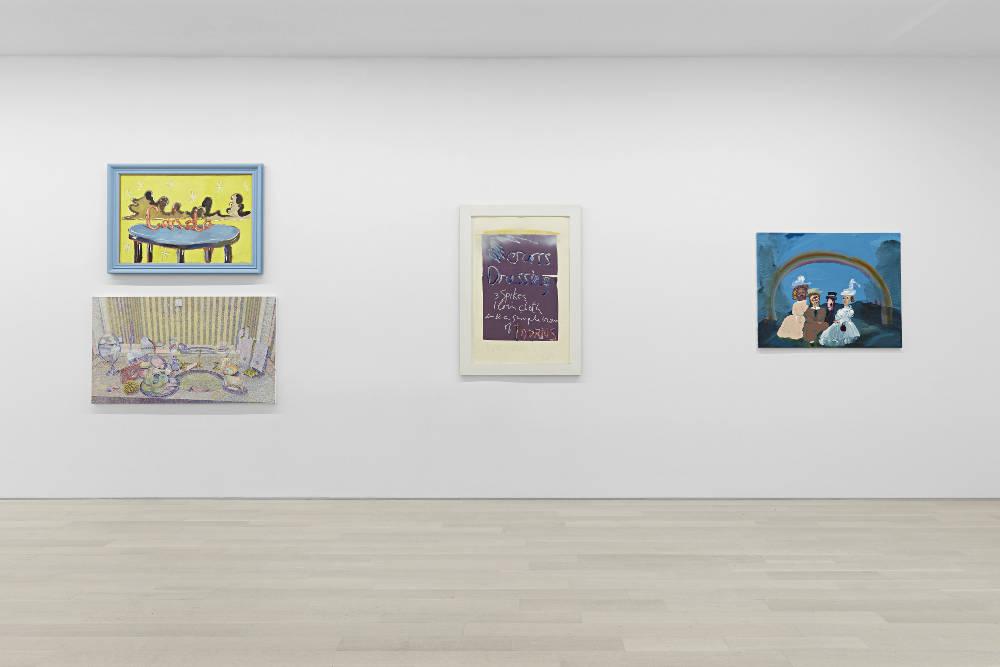 Almine Rech Gallery New York Cliche 3