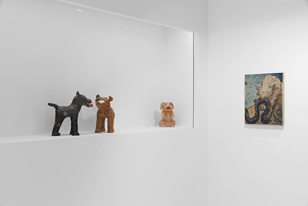 Almine Rech Gallery New York Cliche 4