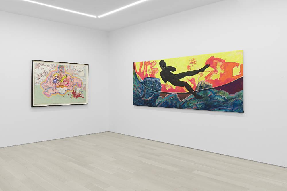 Almine Rech Gallery New York Cliche 6