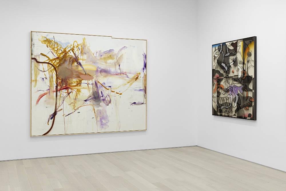 Almine Rech Gallery New York Cliche 7