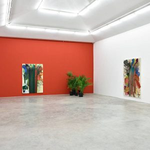 John M Armleder @Almine Rech Gallery, Paris  - GalleriesNow.net