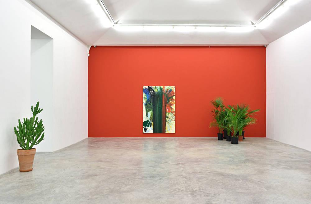Almine Rech Gallery Paris John M Armleder 2