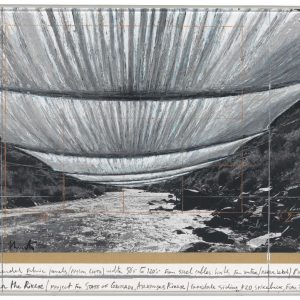 Christo and Jeanne-Claude: reveal @Repetto Gallery, London  - GalleriesNow.net