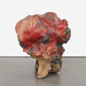 Franz West: Sisyphos Sculptures @Gagosian Davies St, London  - GalleriesNow.net