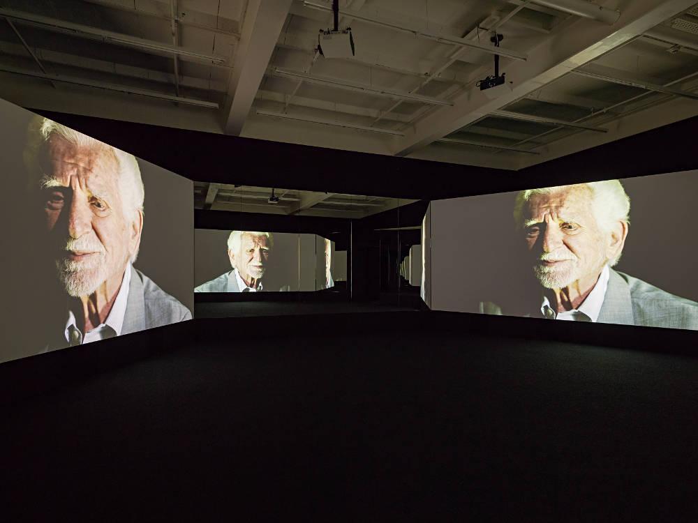 Galerie Eva Presenhuber Doug Aitken 2018 1
