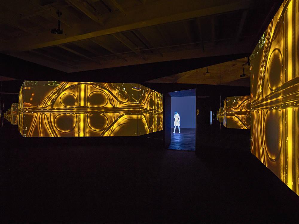 Galerie Eva Presenhuber Doug Aitken 2018 3