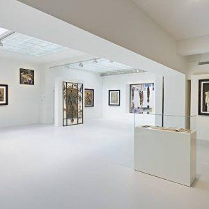 Wifredo Lam: Nouveau Nouveau Monde @Galerie Gmurzynska Zürich, Talstrasse, Zürich  - GalleriesNow.net