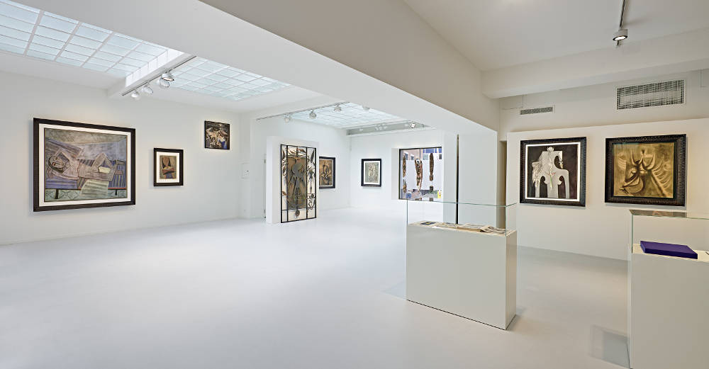 Galerie Gmurzynska Zurich Wifredo Lam 1