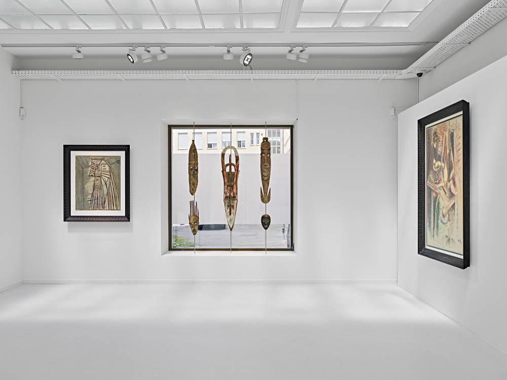 Galerie Gmurzynska Zurich Wifredo Lam 2