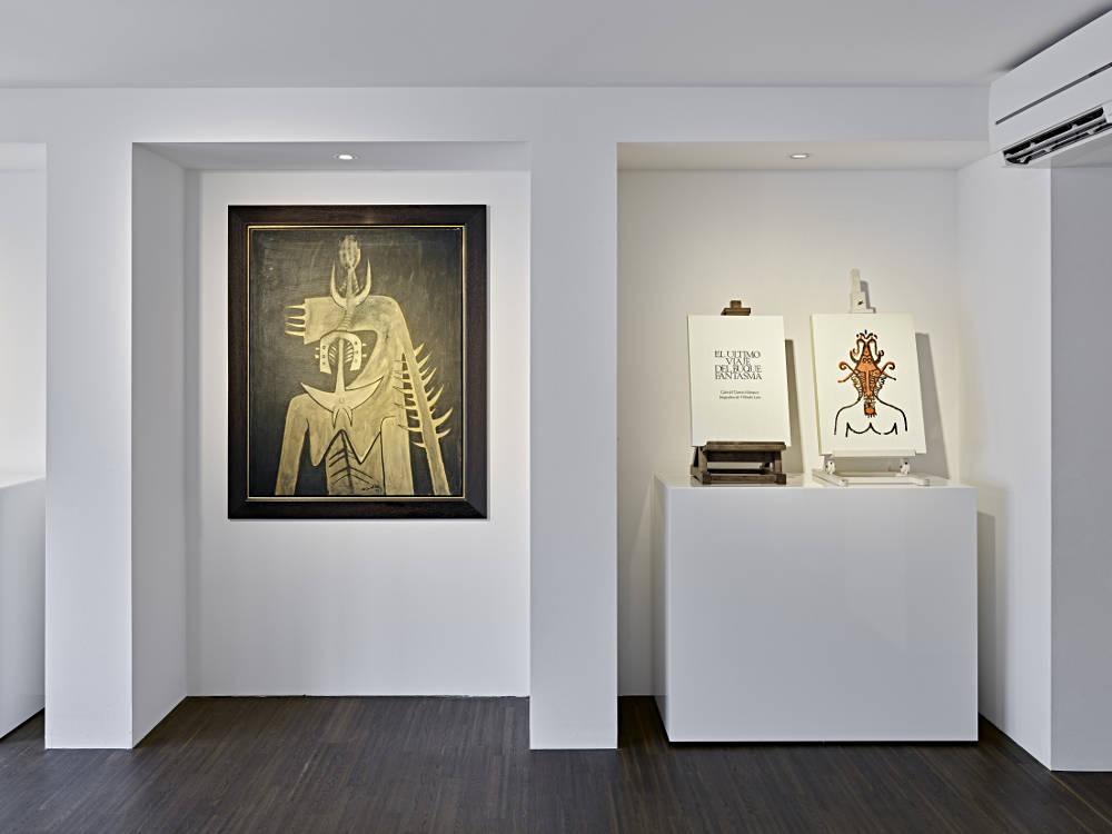 Galerie Gmurzynska Zurich Wifredo Lam 5