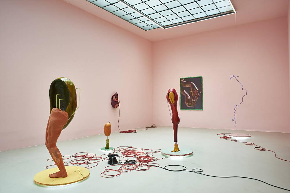 Galerie Lisa Kandlhofer Malte Bruns 2