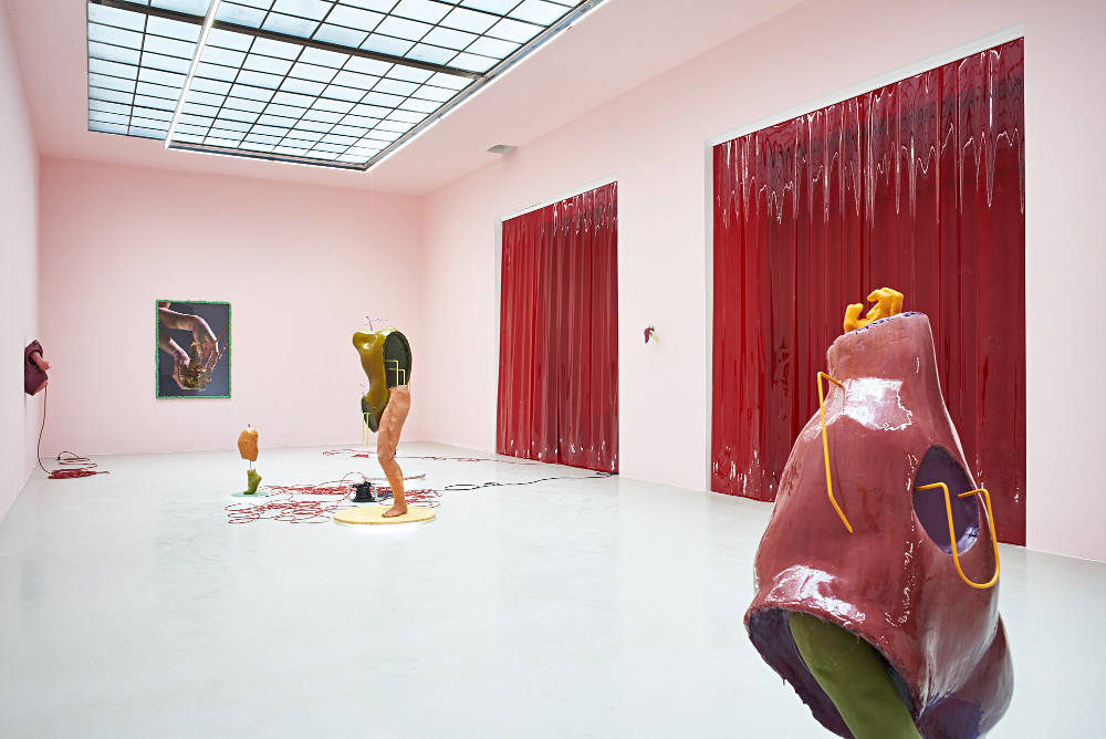 Galerie Lisa Kandlhofer Malte Bruns 3