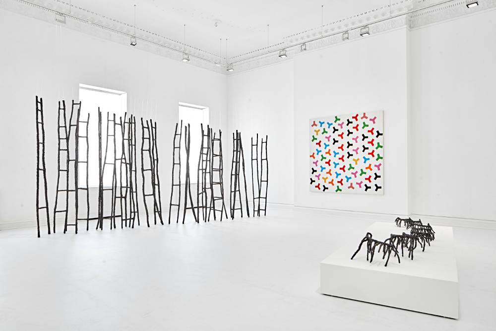 Galerie Thaddaeus Ropac London Land of Lads Land of Lashes 3