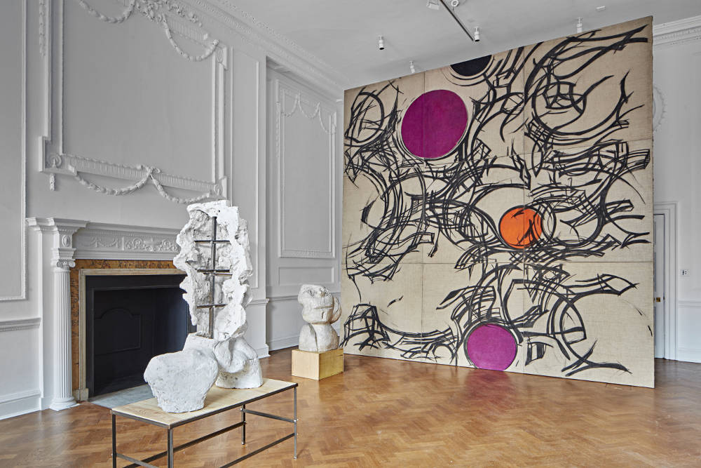 Galerie Thaddaeus Ropac London Land of Lads Land of Lashes 5