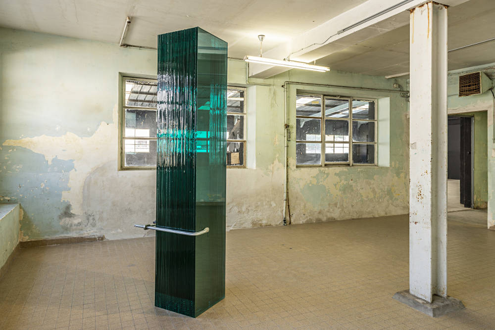 Galleria Continua Les Moulins Arcangelo Sassolino 2018 1