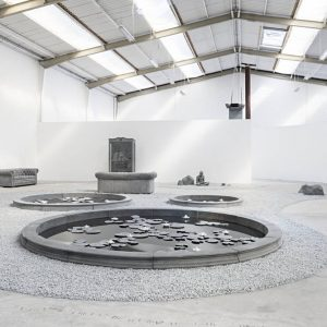 Hans Op de Beeck: Kids, cabinets, pictures and ponds @Galleria Continua Les Moulins, Boissy-le-Châtel  - GalleriesNow.net