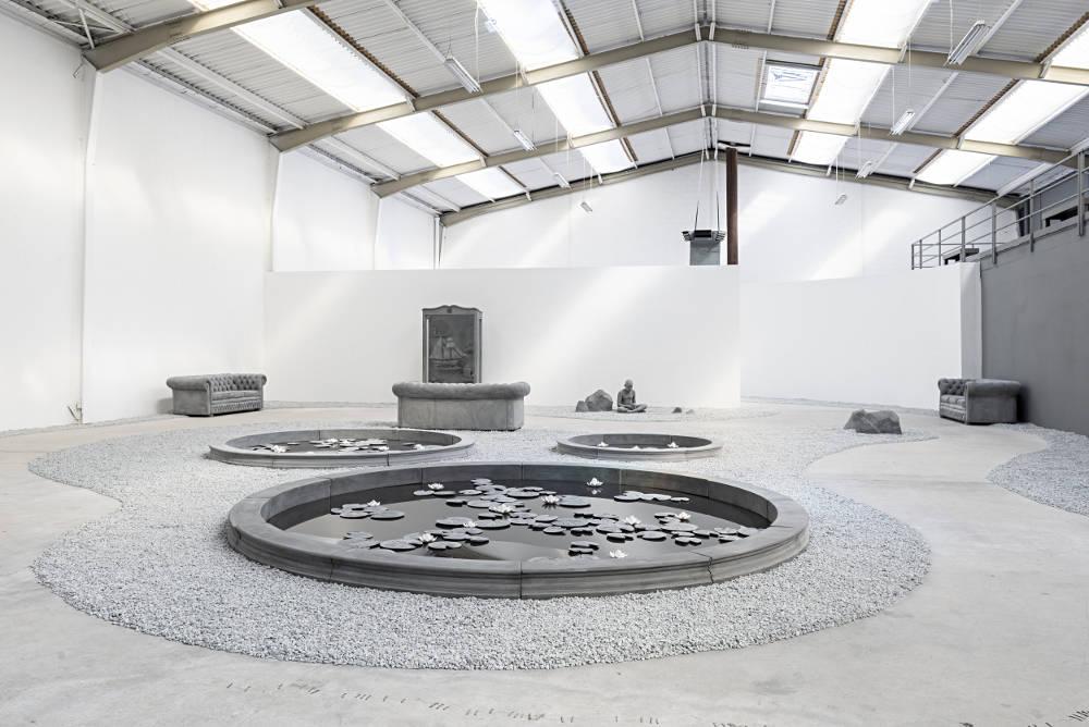 Galleria Continua Les Moulins Hans Op de Beeck 2018 1