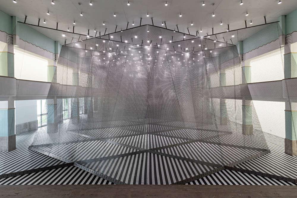 Galleria Continua San Gimignano Daniel Buren Anish Kapoor 2