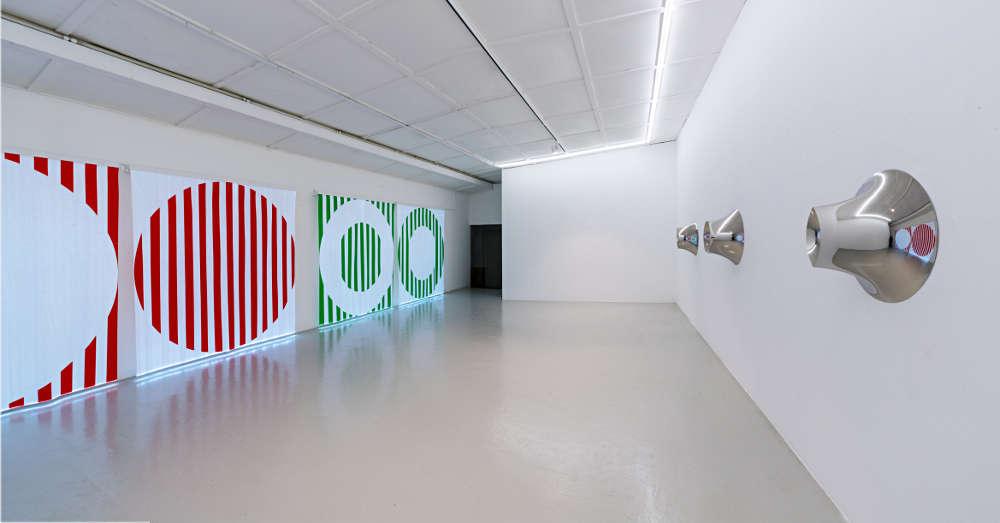 Galleria Continua San Gimignano Daniel Buren Anish Kapoor 4
