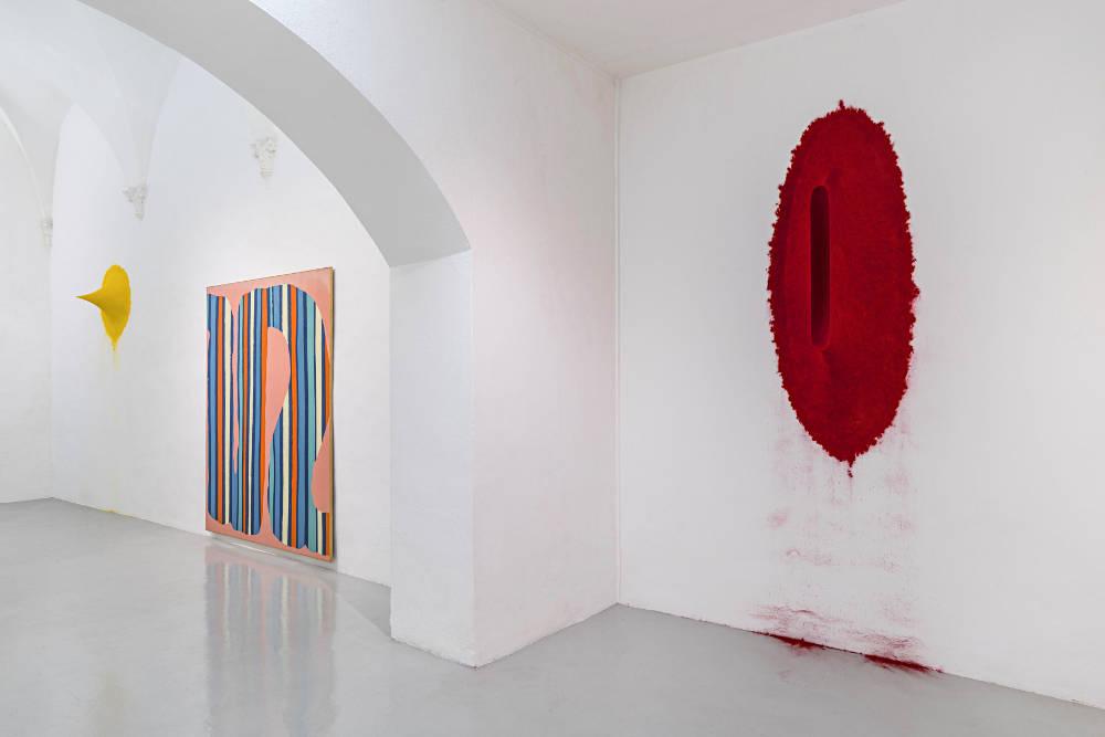 Galleria Continua San Gimignano Daniel Buren Anish Kapoor 6