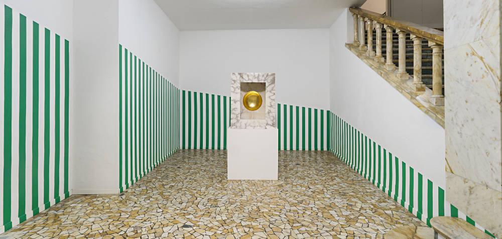 Galleria Continua San Gimignano Daniel Buren Anish Kapoor 8