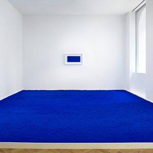 FOCUS: Yves Klein | James Turrell @Lévy Gorvy London, London  - GalleriesNow.net