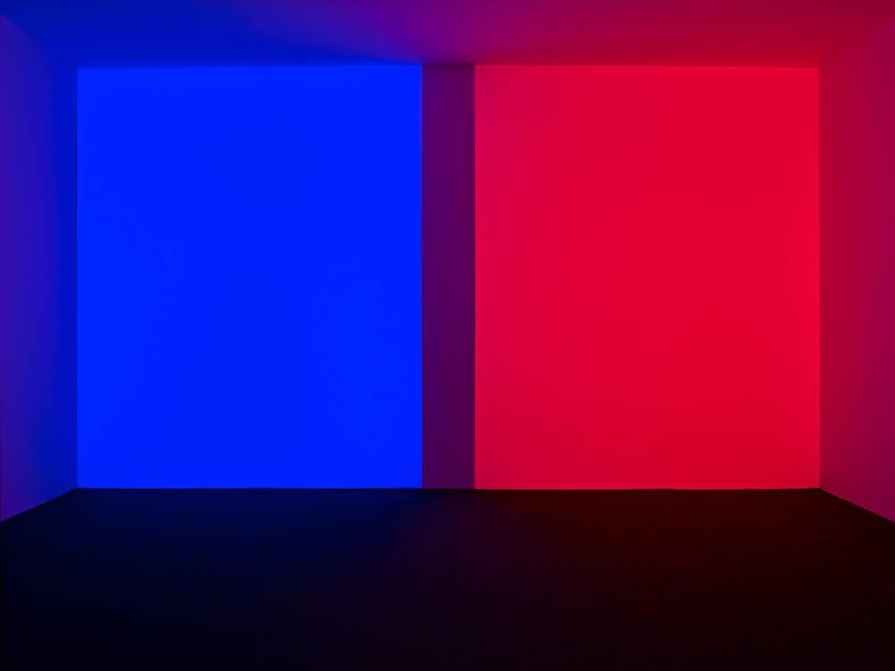 Levy Gorvy London FOCUS Yves Klein James Turrell 2