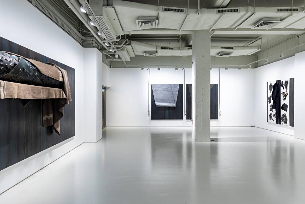 Massimo de Carlo Hong Kong Jannis Kounellis 5