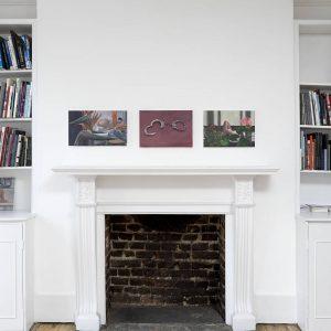 Dark Smoke @Patrick Heide Contemporary Art, London  - GalleriesNow.net
