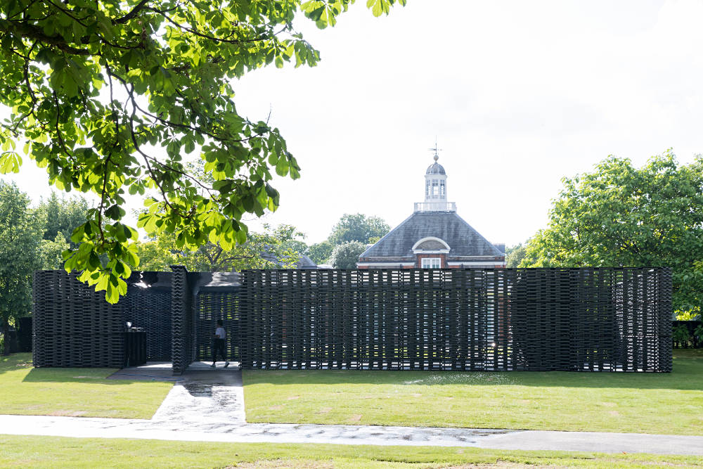 Serpentine Pavilion 2018 Frida Escobedo 1