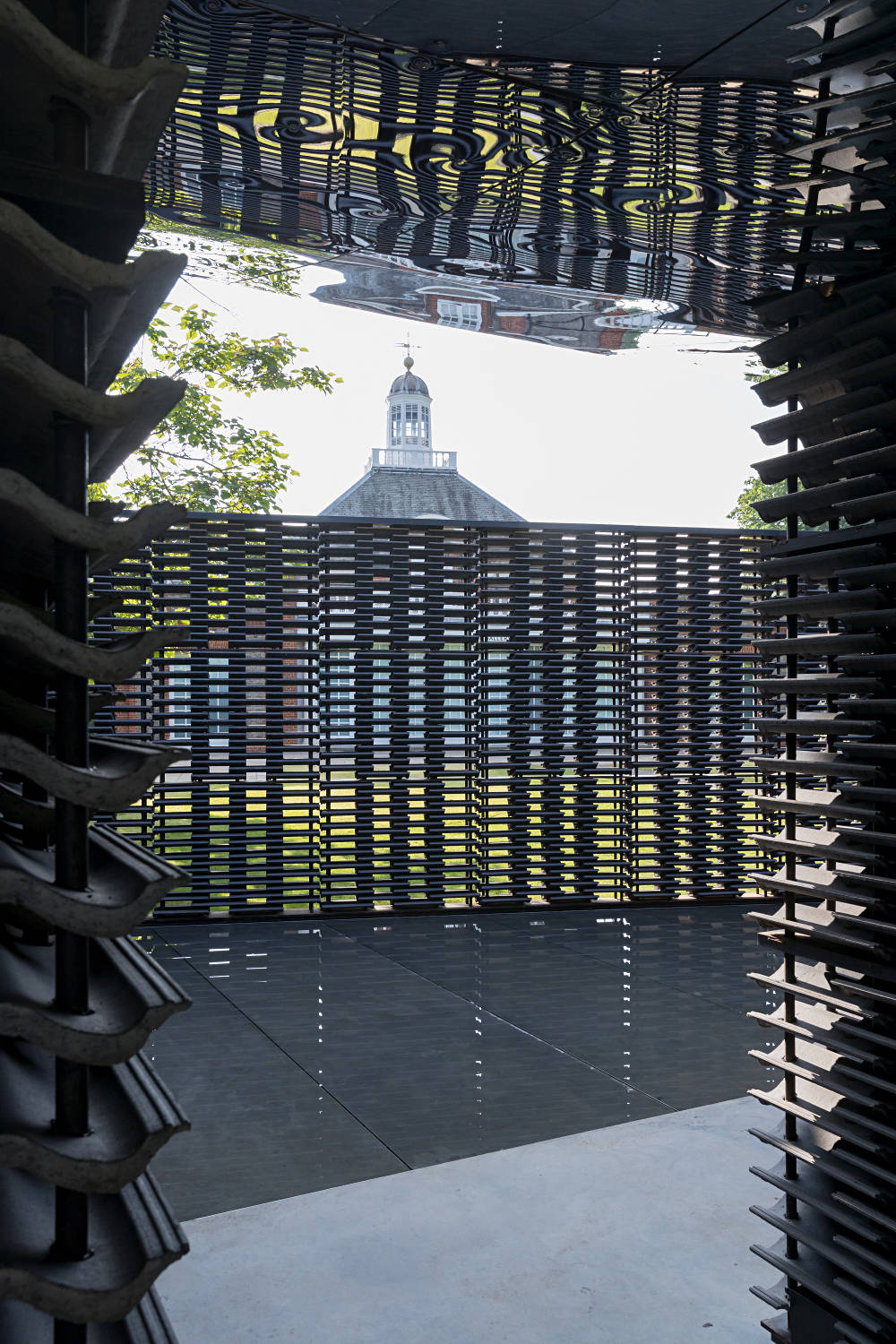 Serpentine Pavilion 2018 Frida Escobedo 2
