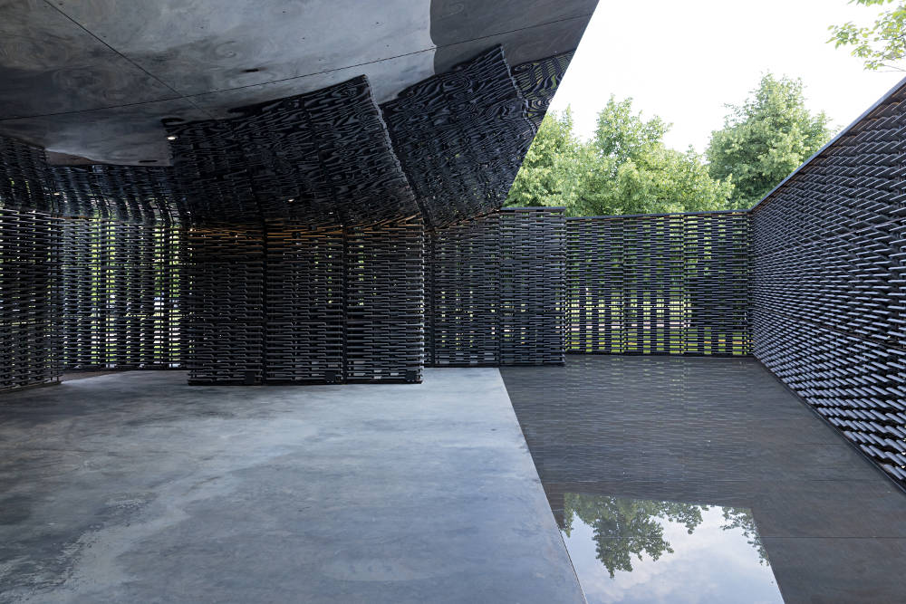 Serpentine Pavilion 2018 Frida Escobedo 3