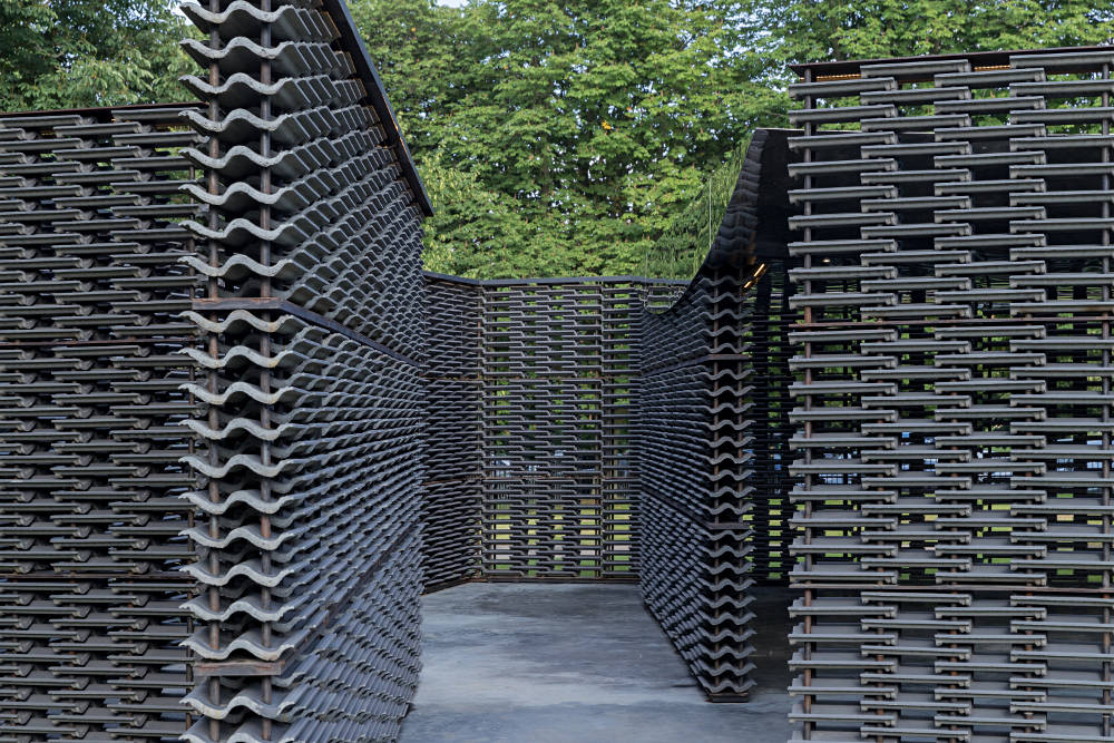 Serpentine Pavilion 2018 Frida Escobedo 4