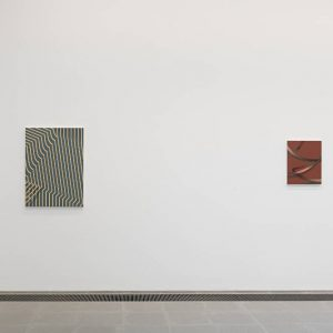 Tomma Abts @Serpentine Sackler Gallery, London  - GalleriesNow.net