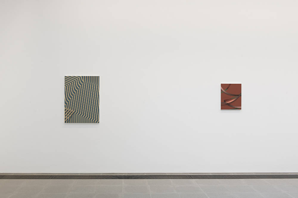 Serpentine Sackler Gallery Tomma Abts 1