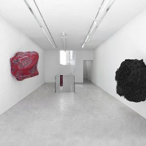 Anish Kapoor: Another (M)other @kamel mennour, r. du Pont de Lodi, Paris  - GalleriesNow.net