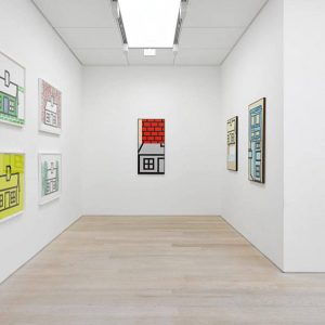 Richard Woods: The Ideal Home Exhibition @Alan Cristea Gallery, London  - GalleriesNow.net