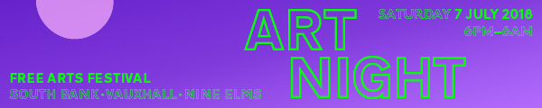 ArtNight July 2018