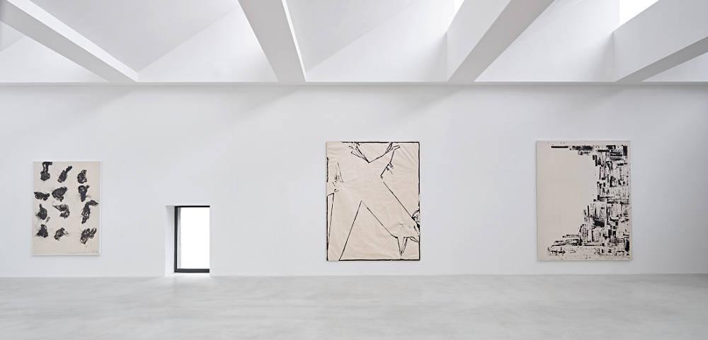 Axel Vervoordt Gallery Sadaharu Horio 1