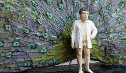 Stephan Balkenhol: Fabula @Galerie Thaddaeus Ropac, Marais, Paris  - GalleriesNow.net