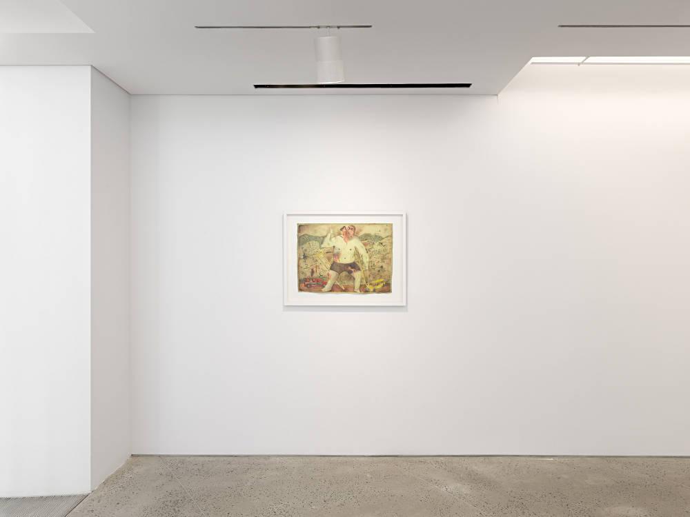Christine Park Gallery Vangelis Pliarides 1