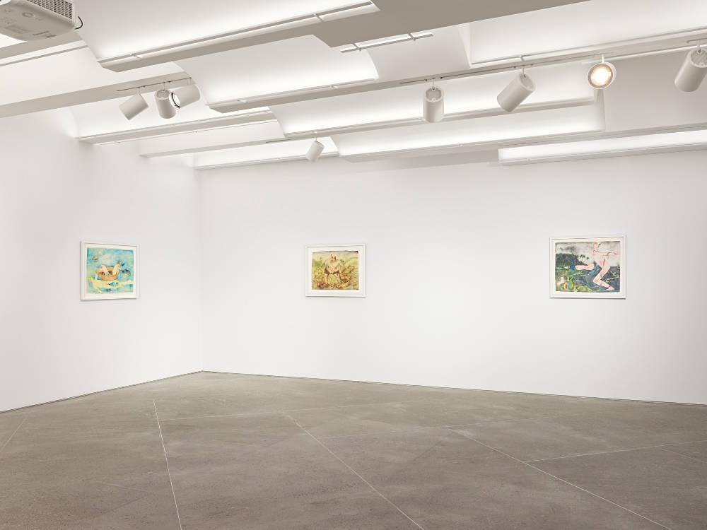 Christine Park Gallery Vangelis Pliarides 2