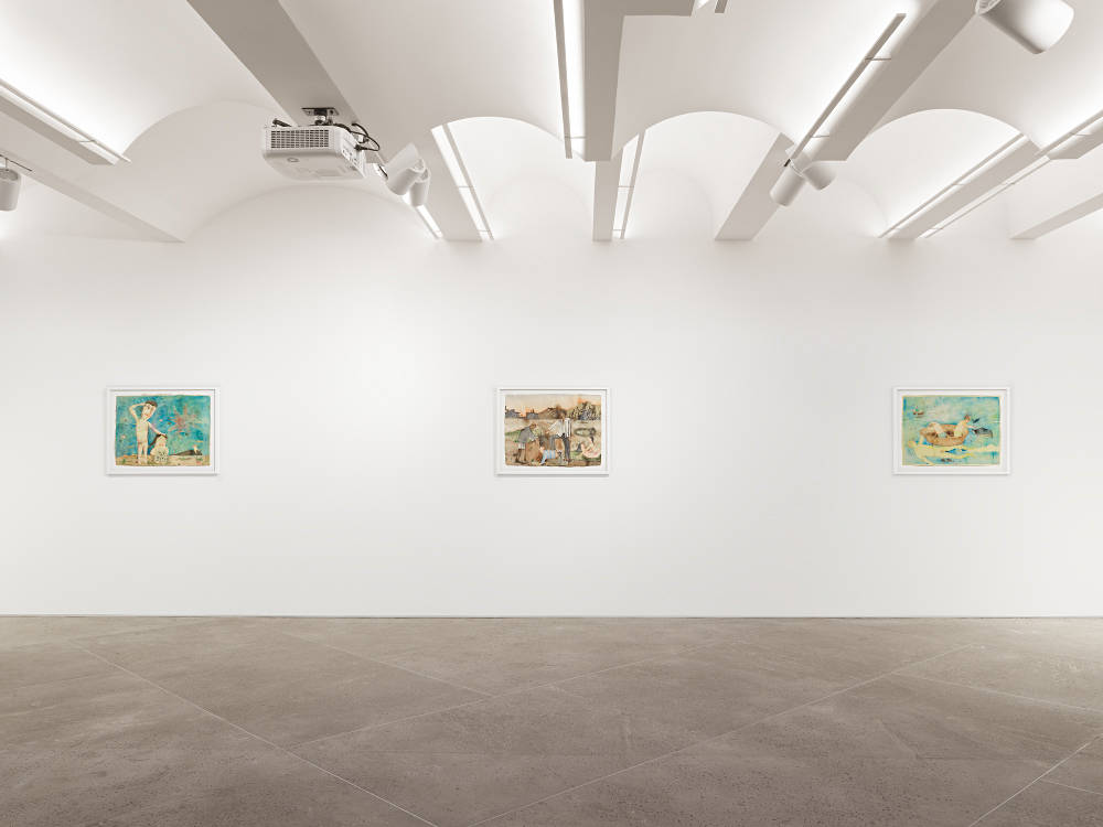 Christine Park Gallery Vangelis Pliarides 3